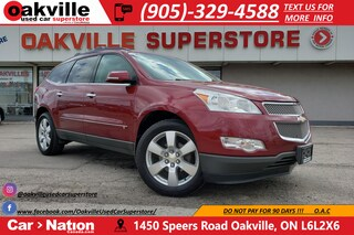 2010 Chevrolet Traverse LTZ | BOSE | DVD | LEATHER | B/U CAM SUV