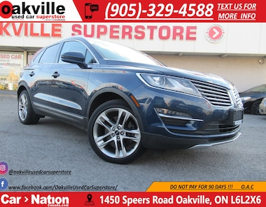 2015 Lincoln MKC RESERVE TECH PACK | NAVI | PANOROOF SUV