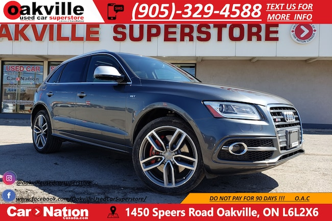2017 Audi SQ5 3.0T DYNAMIC | CARB FBR | NAV | PANO | B&O SOUND SUV DYNAMIC_PREF_LABEL_AUTO_CERTIFIED_USED_DETAILS_INVENTORY_DETAIL1_ALTATTRIBUTEAFTER