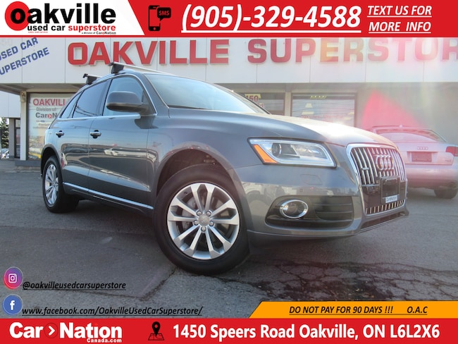 2015 Audi Q5 2.0T Progressiv | PANO ROOF | NAVI | LOW KM!! SUV DYNAMIC_PREF_LABEL_AUTO_CERTIFIED_USED_DETAILS_INVENTORY_DETAIL1_ALTATTRIBUTEAFTER