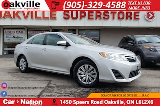 2013 Toyota Camry LE | BACKUP CAMERA | LOW KM | GREAT VALUE Sedan