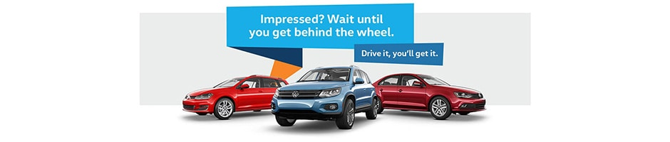 Impressed? Wait until you get behind the wheel. Drive it, you'll get it.