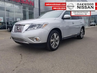 2015 Nissan Pathfinder - Certified - $190 B/W SUV