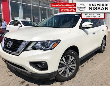 2018 Nissan Pathfinder 4x4 SV  - Certified - Tech Package - $232.59 B/W SUV