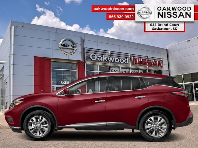 2018 Nissan Murano AWD Platinum - Sunroof -  Navigation - $302.01 B/W SUV