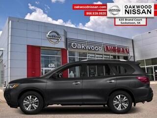 2019 Nissan Pathfinder 4x4 Platinum - Navigation - $311.14 B/W SUV