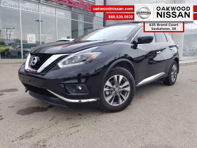 2018 Nissan Murano AWD SL Low Mileage - Navigation - $271.06 B/W SUV