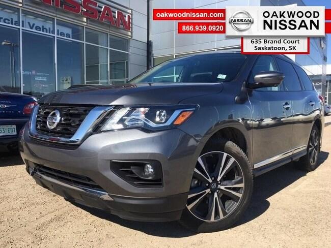 2018 Nissan Pathfinder Platinum - $293.12 B/W SUV