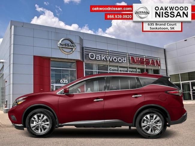 2018 Nissan Murano AWD Platinum - Sunroof -  Navigation - $286.33 B/W SUV