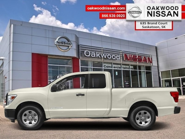 2018 Nissan Titan SV King - $358 B/W Truck King Cab