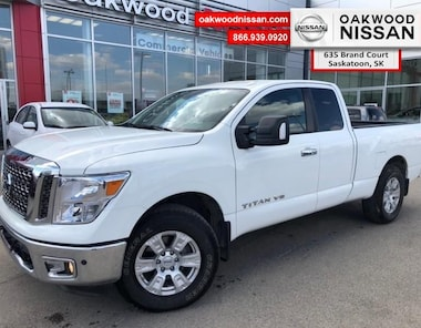 2018 Nissan Titan SV King  - Tow Package -  Cloth Seats - $278.08 B/ Extended/Double Cab
