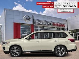 2019 Nissan Pathfinder 4x4 Platinum - Navigation SUV