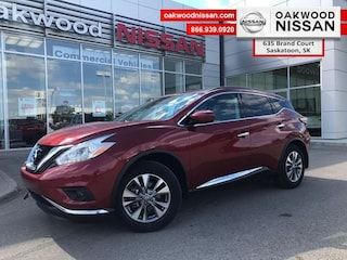 2017 Nissan Murano - Certified - $197.75 B/W SUV