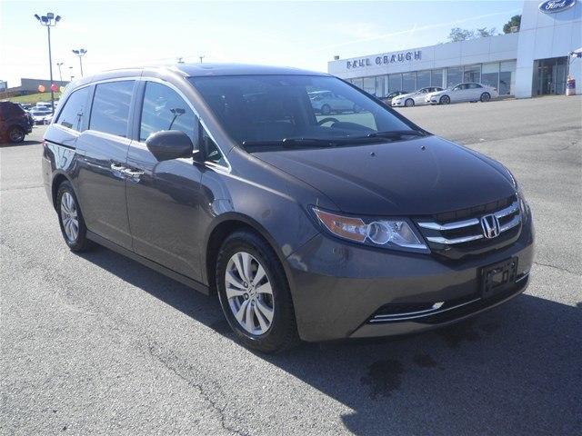2015 Honda Odyssey EX-L Van