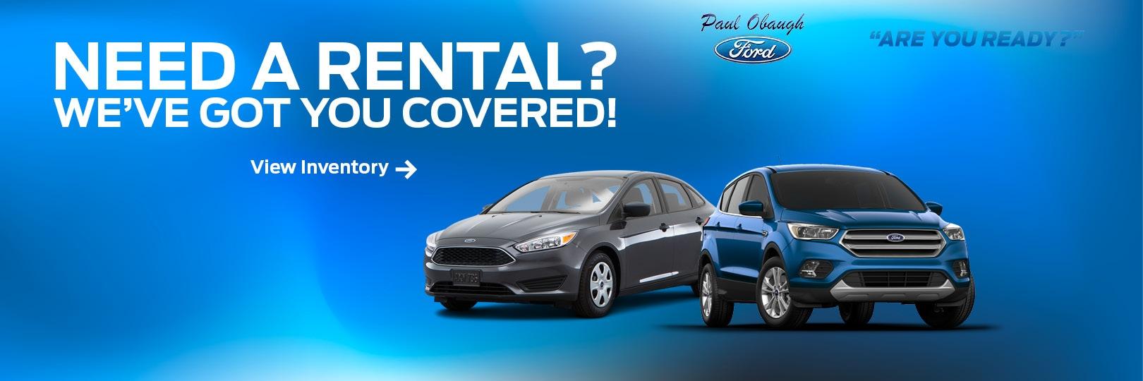 Paul Obaugh Ford >> Paul Obaugh Ford | Ford Dealership in Staunton VA