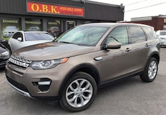 2016 Land Rover Discovery Sport 7 PASSAGERS-NAVIGATION-TOIT PANO-AWD-CAMERA RECUL SUV