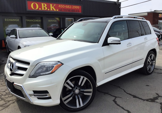 2015 Mercedes-Benz GLK-Class 4MATIC-GLK 250-BLUETEC-NAVI-TOIT PANORAMIQUE SUV