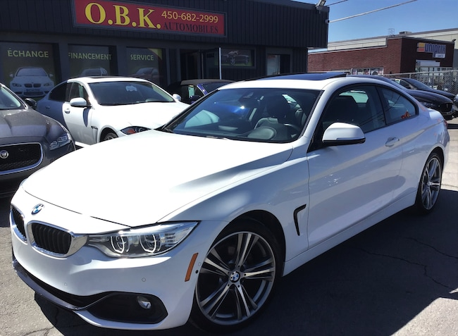 2014 BMW 428i xDrive PREMIUM PKG-NAVIGATION-HEAD UP DISPLAY-TOIT-CAM RE Coupe