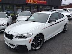 2016 BMW 228i xDrive-M PERFORMANCE PKG-NAVI-TOIT-CAM Coupé