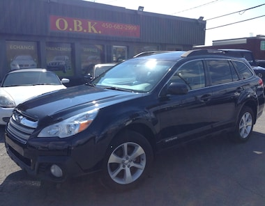 2014 Subaru Outback 3.6R-LIMITED-NAVIGATION-CAM RECUL-TOIT-CUIR Familiale