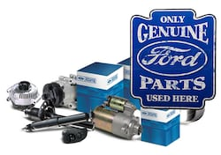 All Ford Employees receive...