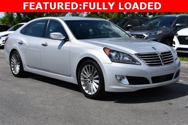 2015 Hyundai Equus Signature Sedan