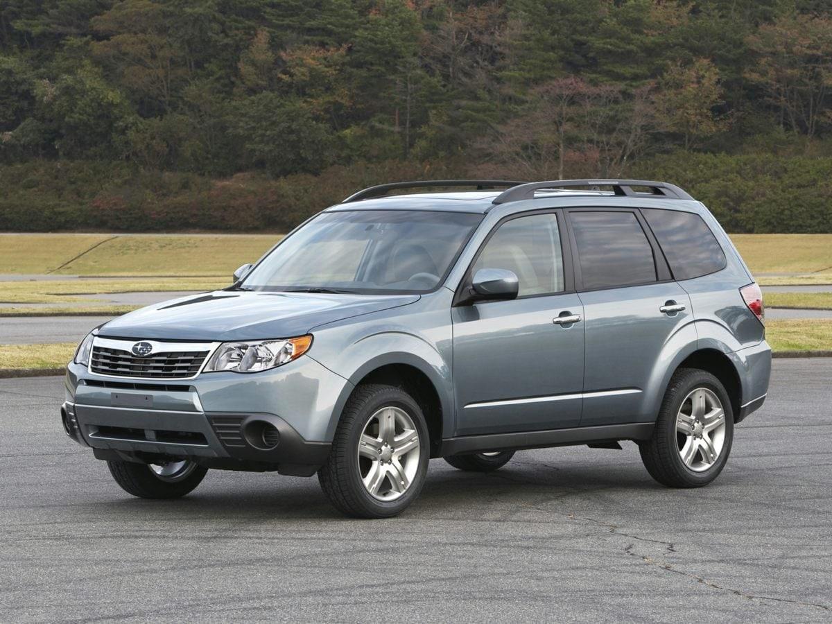 2009 Subaru Forester X Auto X