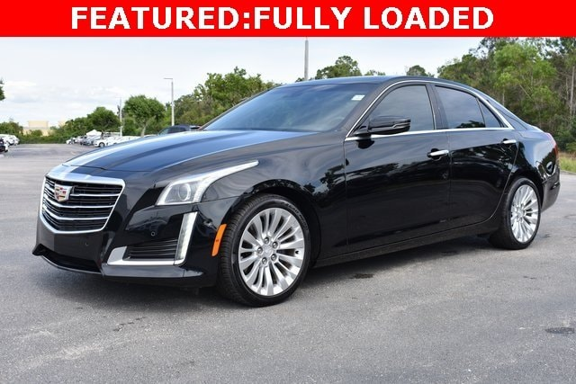 2016 Cadillac CTS Sedan Performance Collection AWD Sedan