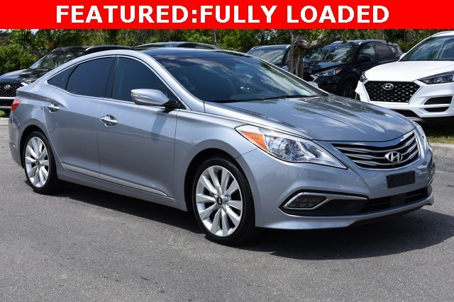 O Brien Hyundai >> Used 2016 Hyundai Azera For Sale At O Brien Hyundai Of Fort Myers