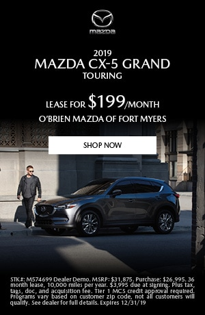 2019 Mazda CX-5 Lease