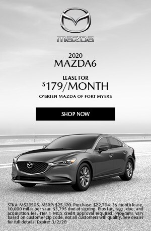 2020 Mazda6 Lease
