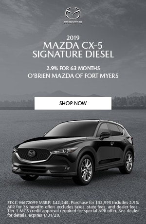 2019 Mazda CX-5 Diesel Lease