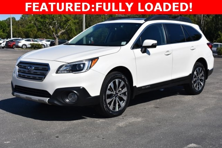 Used 2015 Subaru Outback 2.5i SUV near Naples