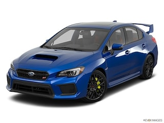 2018 Subaru WRX STI Limited with Lip Sedan S837487