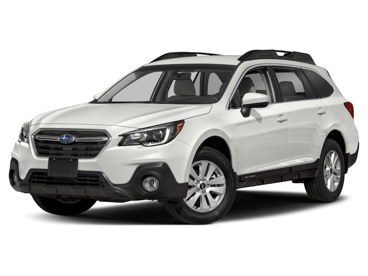 New 2019 Subaru Outback 2.5i Premium SUV S347611 near Naples