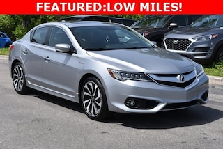 2018 Acura ILX Premium and A-SPEC Packages
