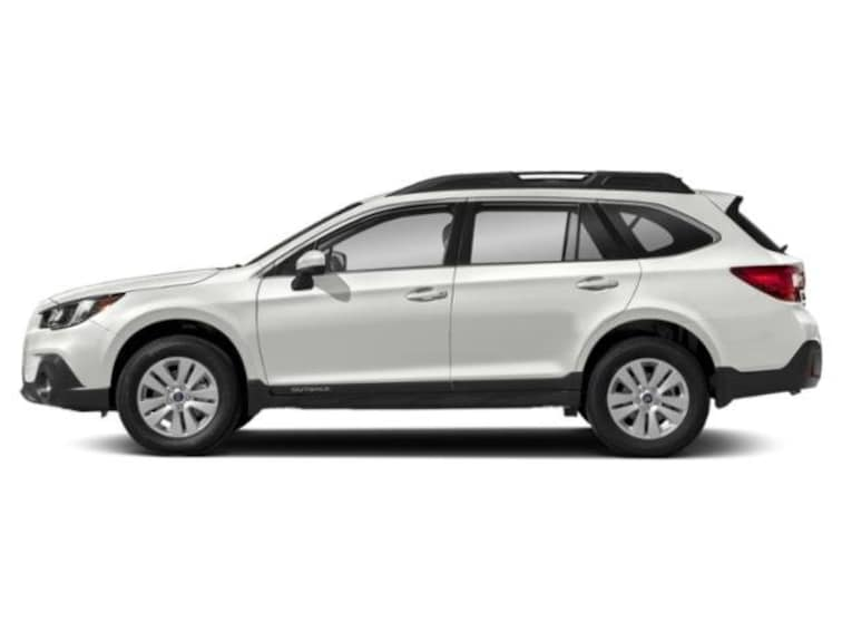 New 2019 Subaru Outback 2.5i Premium SUV S346289 near Naples