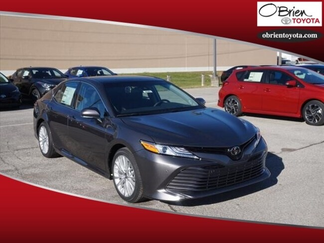New 2018 Toyota Camry XLE XLE  Sedan in Indianapolis