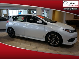 New Toyota 2018 Toyota Corolla iM Base Hatchback CVT for sale in Indianapolis, IN