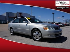 2004 Toyota Avalon XLS w/Bucket Seats Car
