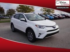 2018 Toyota RAV4 Hybrid XLE AWD XLE  SUV