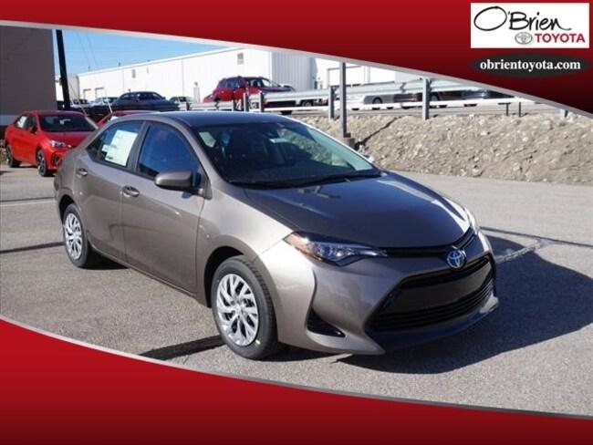 2018 Toyota Corolla LE LE  Sedan