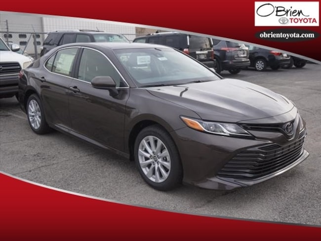 New 2018 Toyota Camry LE LE  Sedan in Indianapolis