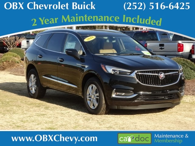 New 2018 Buick Enclave For Sale At Victory Automotive Group