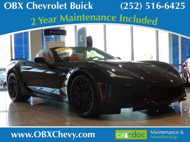 New 2019 Chevrolet Corvette For Sale At Victory Automotive