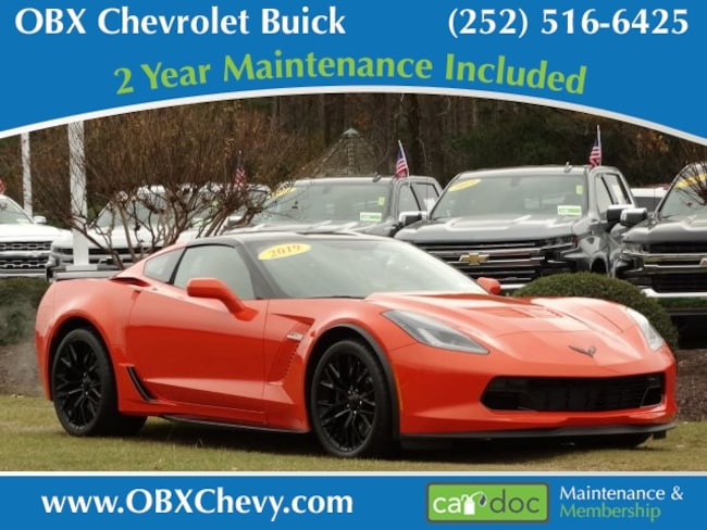 New 2019 Chevrolet Corvette For Sale at Victory Automotive Group