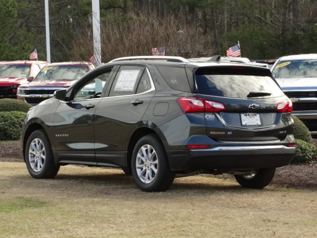 New 2019 Chevrolet Equinox For Sale at Victory Automotive