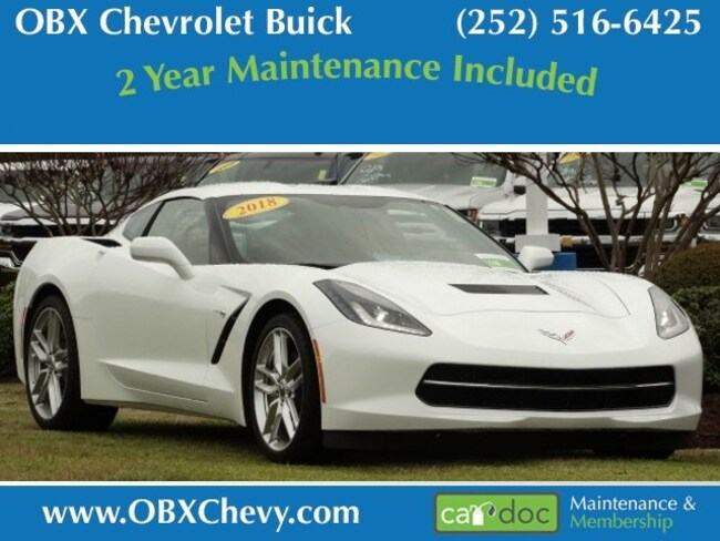 Used 2018 Chevrolet Corvette For Sale at Victory Automotive Group