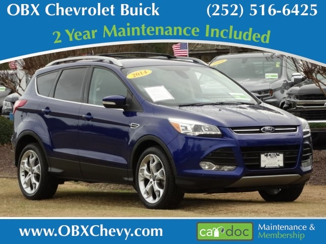 Used 2014 Ford Escape For Sale Dunlap Near Dayton Pikeville Nashville Chattanooga Tn