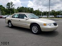 Used 2002 Lincoln Continental Luxury Appearance Sedan